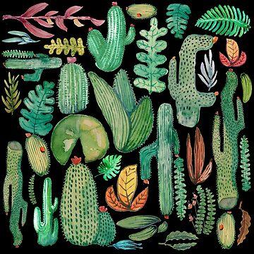 Watercolor nature by rodrigomff23