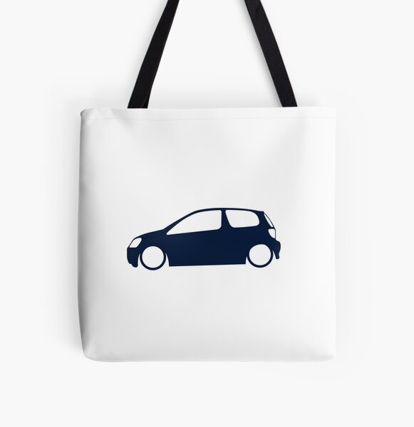 XP10 JDM - Blue Edition All Over Print Tote Bag