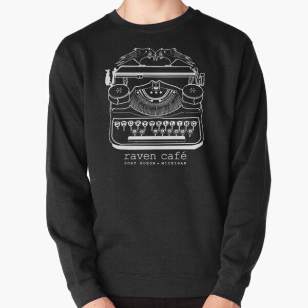 Storytelling of Ravens (RAVEN CAFE) Pullover Sweatshirt