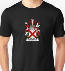 Fitzgerald Coat of Arms - Family Crest Shirt Unisex T-Shirt