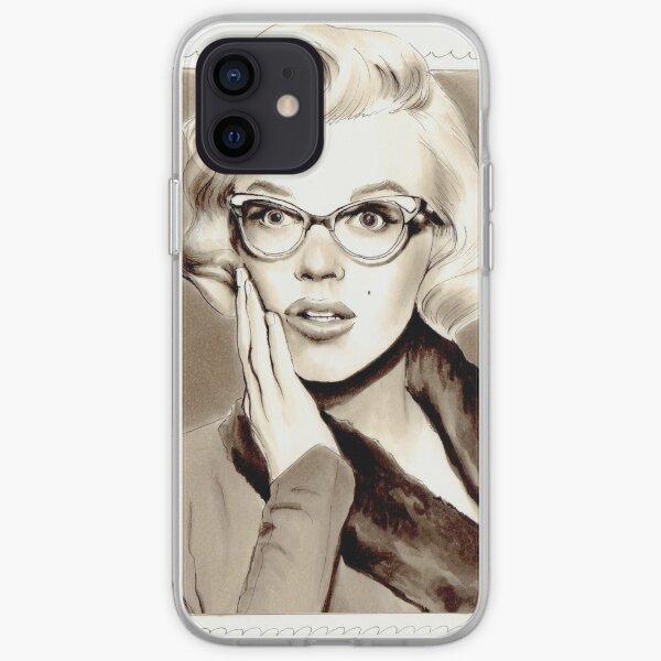 Marilyn Coque souple iPhone