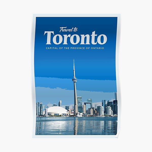 Visit Toronto  Poster
