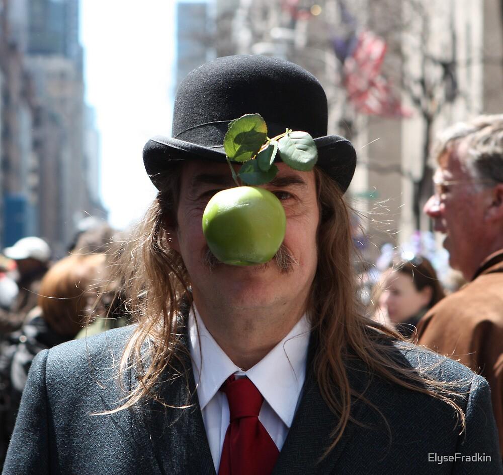 Easter Magritte by ElyseFradkin