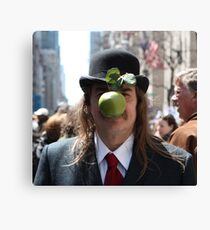 Easter Magritte Canvas Print