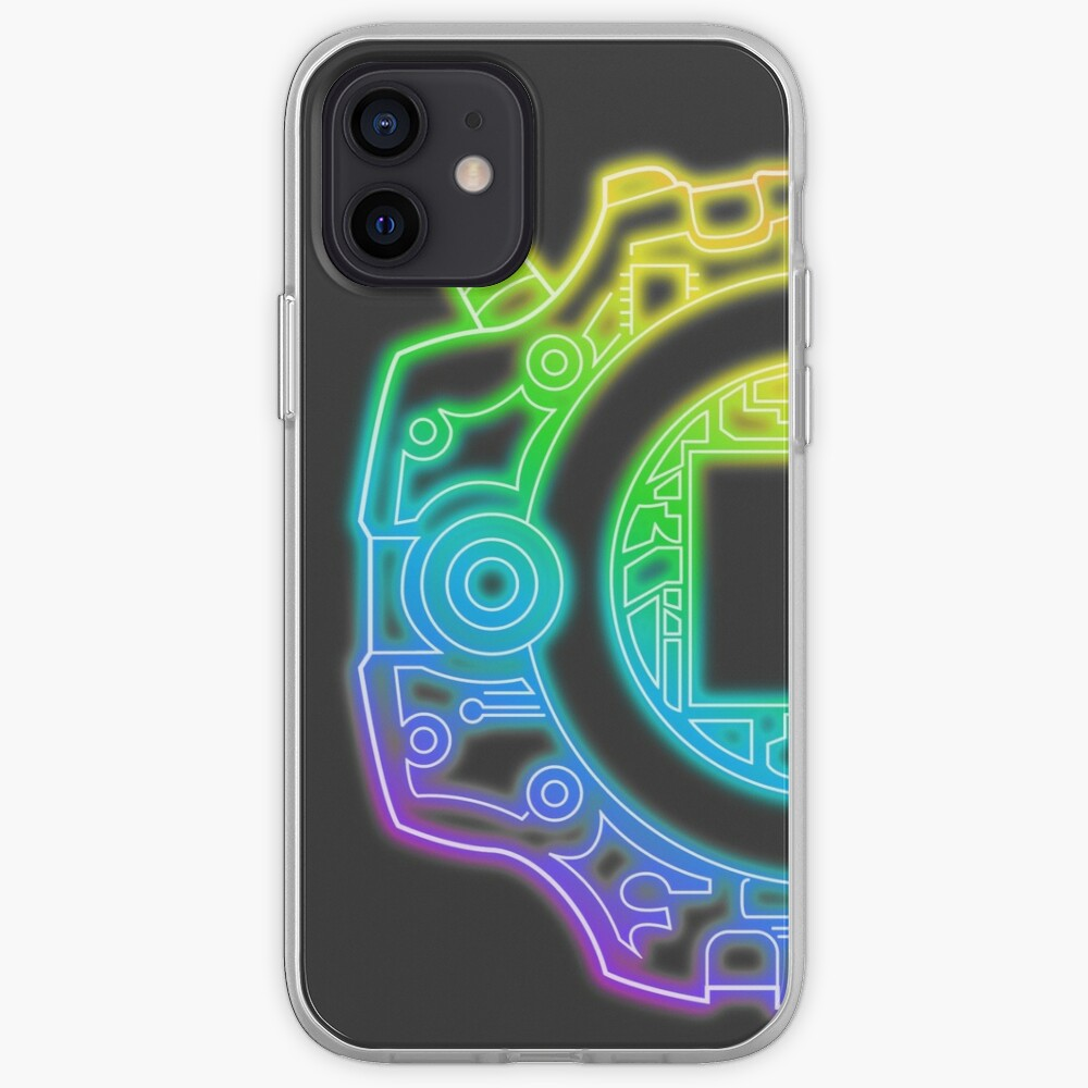Digivice iPhone Case & Cover