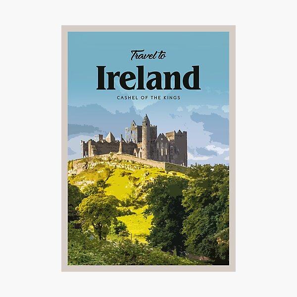 Visit Ireland  Photographic Print
