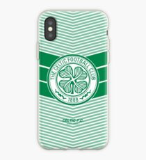 Celtic F.C | est 1887 | Logo Design - Pillow | Phone Case | Tablet | T Shirt | Duvet | Mug | Clock | Poster | Home Decor and more iPhone Case