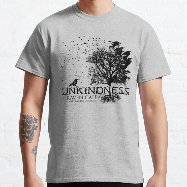 Unkindness of Ravens (RAVEN CAFE) Classic T-Shirt