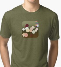 There's an app for that Power Corruption and Lies Tri-blend T-Shirt