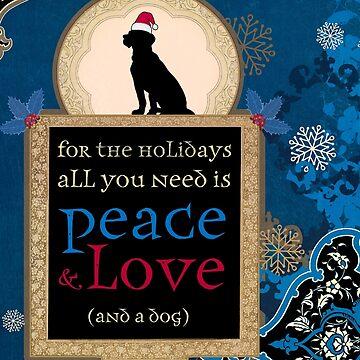 Paz, amor y un perro de AngiandSilas