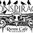 Conspiracy of Ravens (Raven Cafe) by ravencafeph