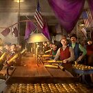 Machinist - War - Meanwhile in the bomb factory 1912 by Michael Savad