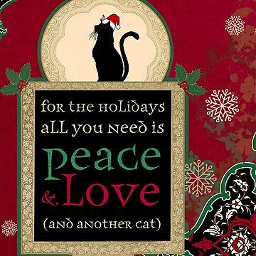 Paz, amor y un gato de AngiandSilas