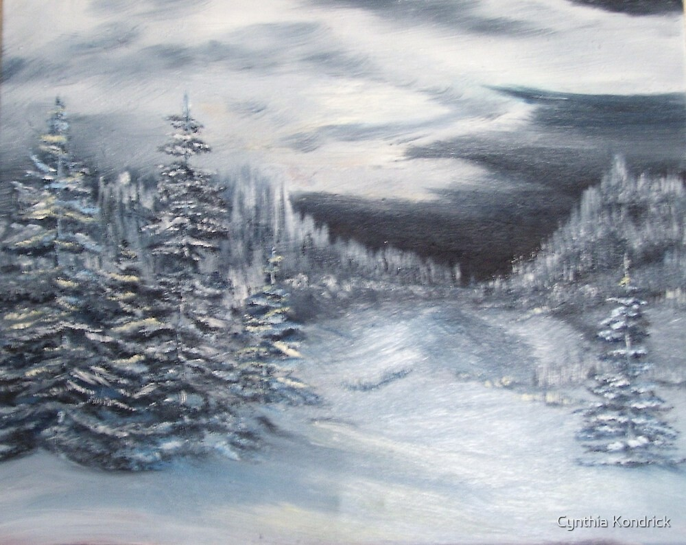 Bitter Cold by Cynthia Kondrick
