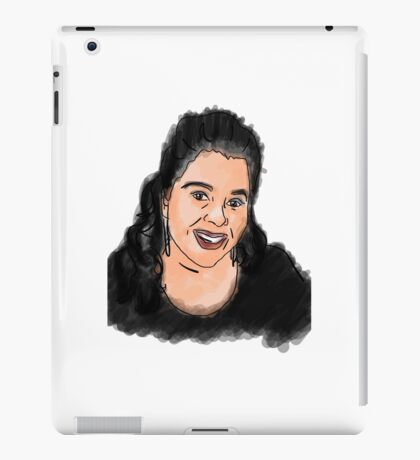 Louise Myers Illustration iPad Case/Skin