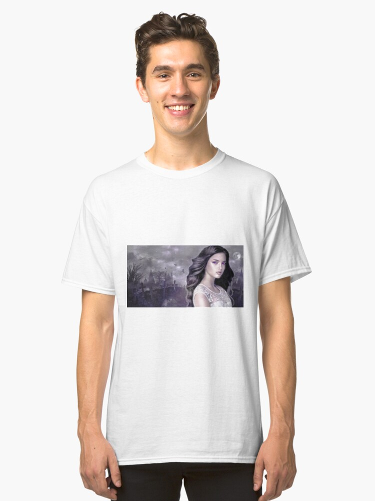 Alternate view of COTO background Classic T-Shirt