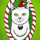 Merry Catmas by dahlymama