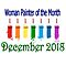 Woman painter of the month - DECEMBER 2018