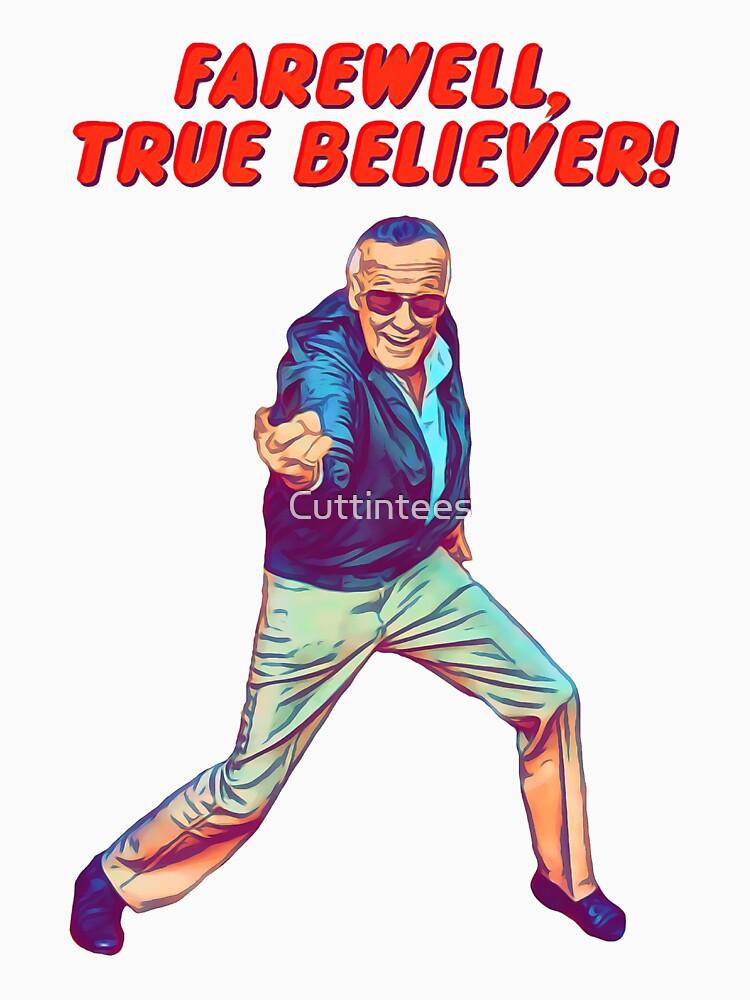 Farewell True Believer - Stan the Man by Cuttintees