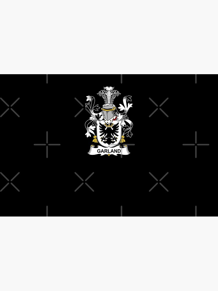 Garland Coat of Arms - Family Crest Shirt von FamilyHeraldry