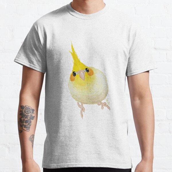 Lutino cockatiel (Small) Classic T-Shirt