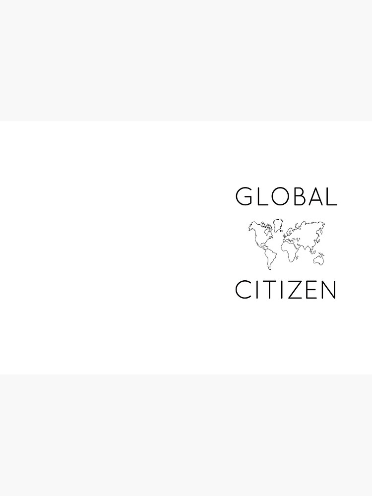 GLOBAL CITIZEN by BrightNomad