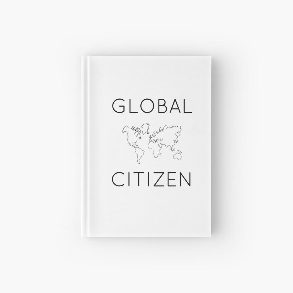 GLOBAL CITIZEN Hardcover Journal