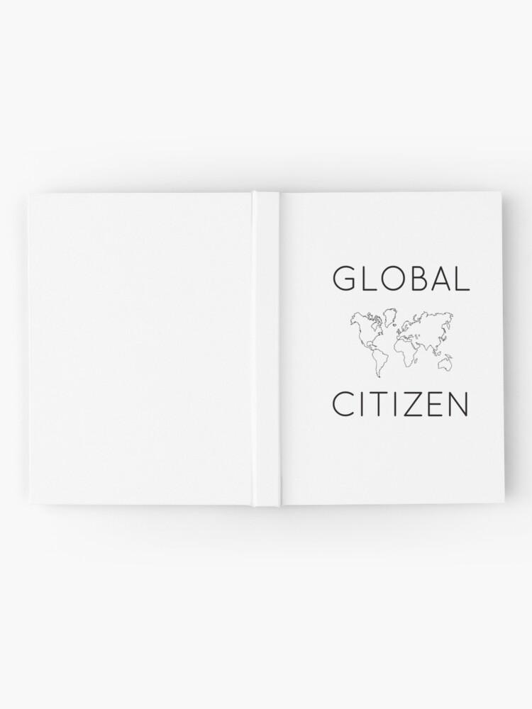 Alternate view of GLOBAL CITIZEN Hardcover Journal
