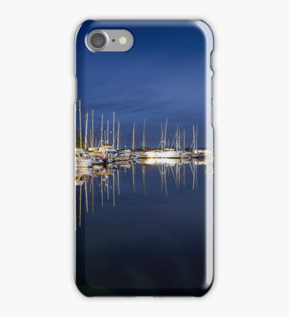 A Bay in a Tin Can iPhone Case/Skin
