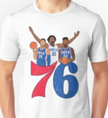 Sixers Slim Fit T-Shirt