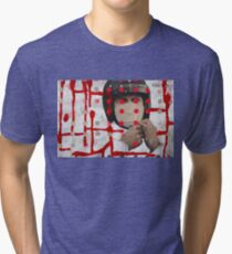 Rory The Racer  Tri-blend T-Shirt