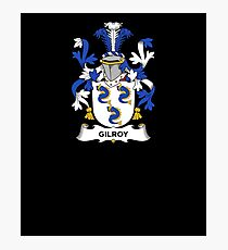 Gilroy Coat of Arms - Family Crest Shirt Photographic Print
