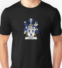 Gilroy Coat of Arms - Family Crest Shirt Unisex T-Shirt