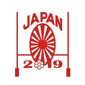 Japan 2019  by patrimonio