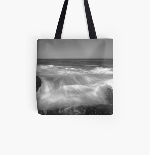 The Beauty of Her Motion All Over Print Tote Bag