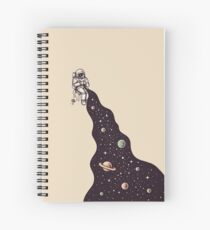 Universe is Knit Spiral Notebook