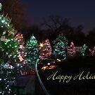 Happy Holidays by Marija