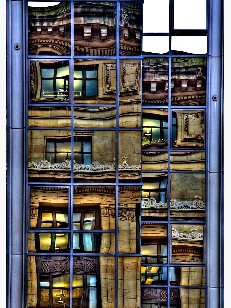 Reflections of Glasgow (1) by Shuggie