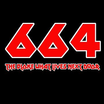 664 The Bloke What Lives Next Door by ccuk66