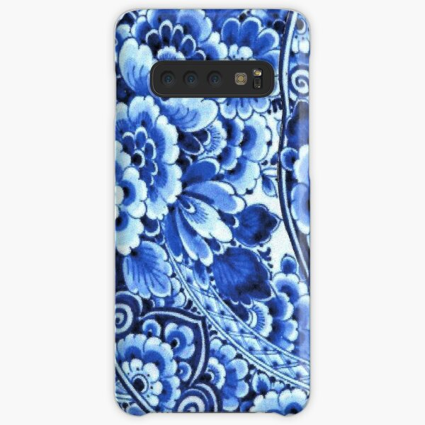 DELFT  PLATE  BORDER  REPEAT Samsung Galaxy Snap Case
