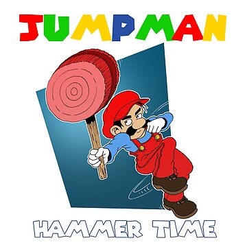 Hammer Time by Hackers