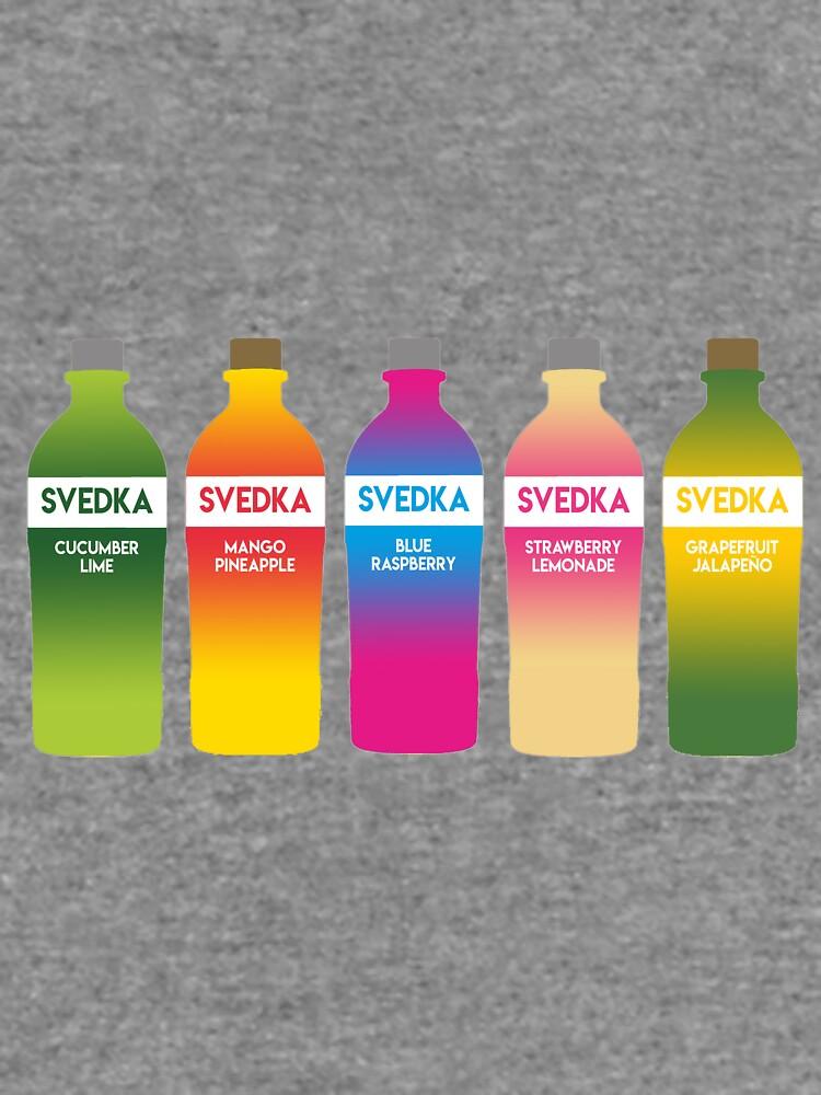 Svedka flavors by richterr
