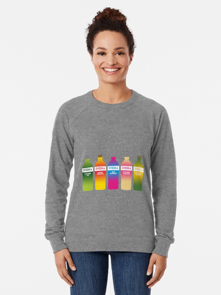 Alternate view of Svedka flavors Lightweight Sweatshirt