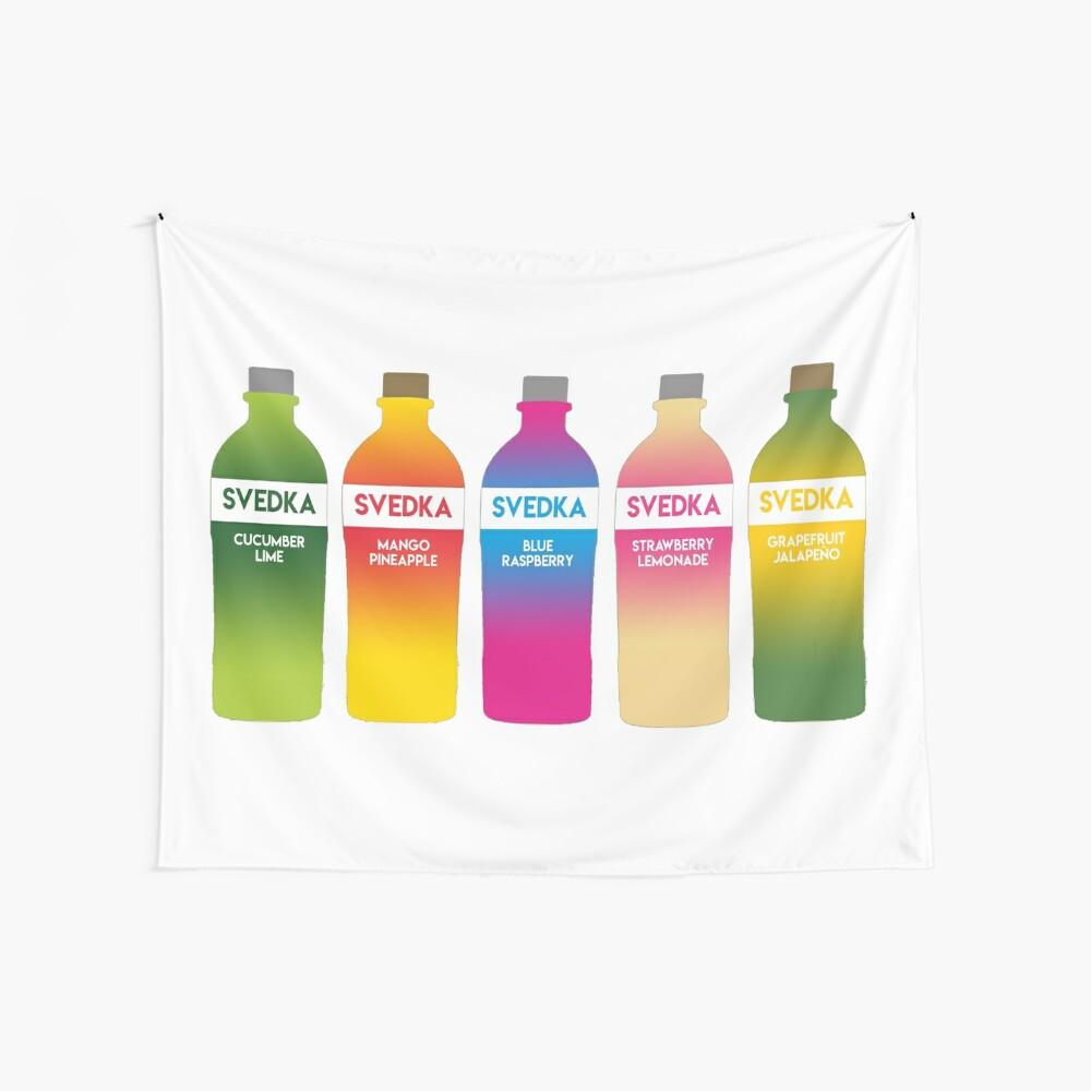 Svedka flavors Wall Tapestry