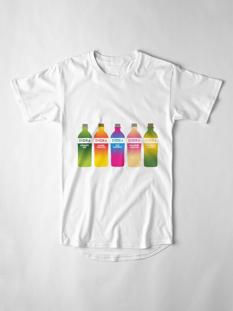 Alternate view of Svedka flavors Long T-Shirt