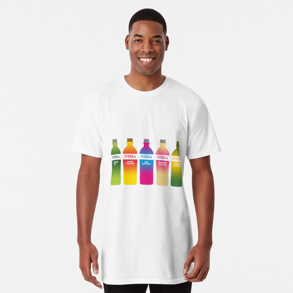 Svedka flavors Long T-Shirt