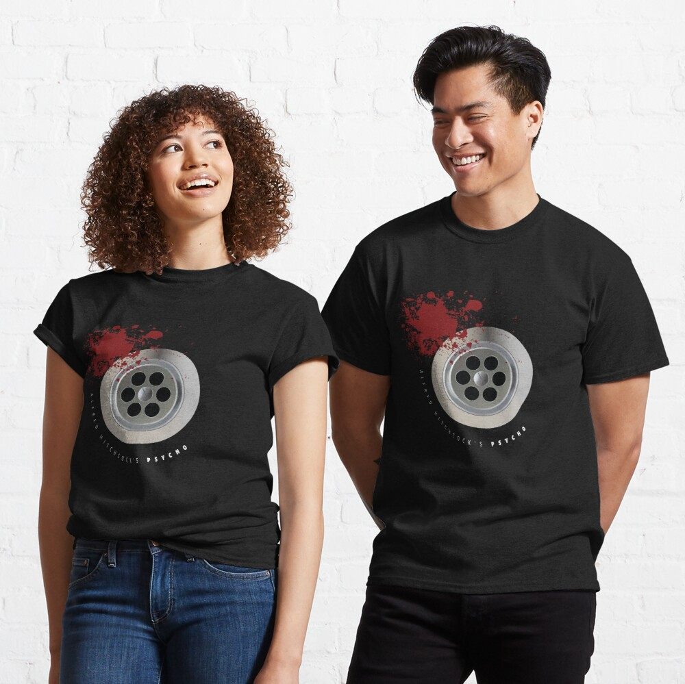 Psycho - Alternative Movie Poster Classic T-Shirt