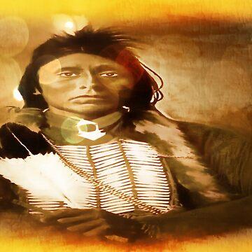 Kiowa,........American Indian by JohnDSmith