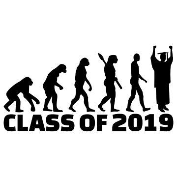 Evolution class of 2019 by Designzz