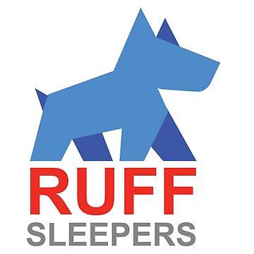 Ruff Sleepers Small Logo by ruffsleepers
